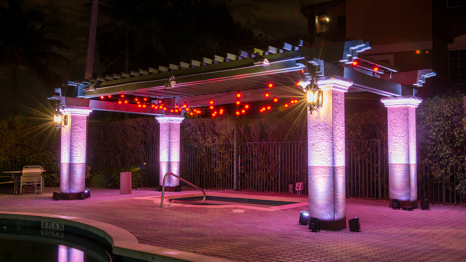 lighting pictures. Festoon LED Color Bistro Lighting Pictures M