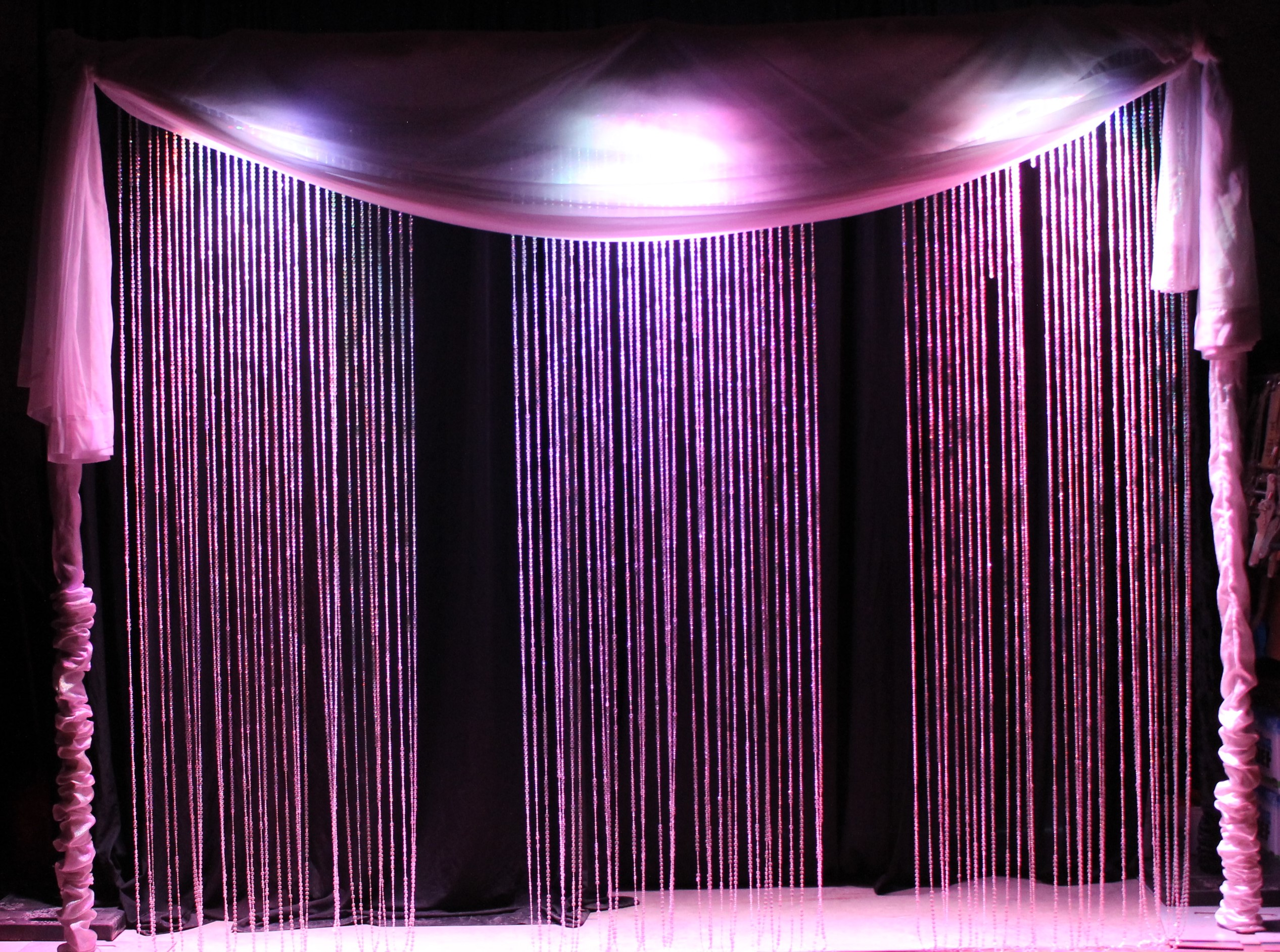 Fabric Draping Colorado Event Productions