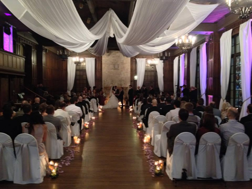 Fabric Draping | COLORADO EVENT PRODUCTIONS
