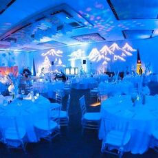Colorado Event Productions Color Wash Lighting