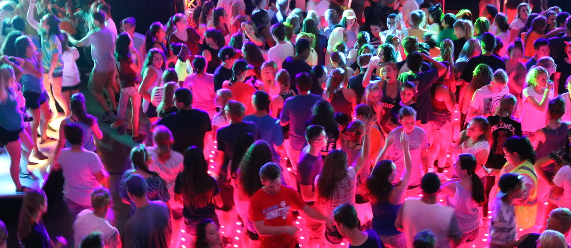 Led Starlight Dance Floor Colorado Event Productions