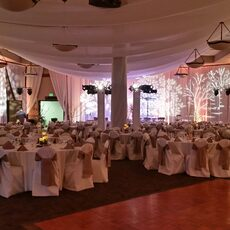 Colorado Event Productions – Texture Image and Room or Ballroom Lighting Design