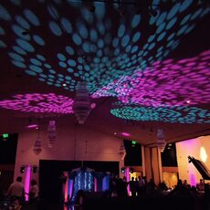 Colorado Event Productions – Lighting  Design Effects