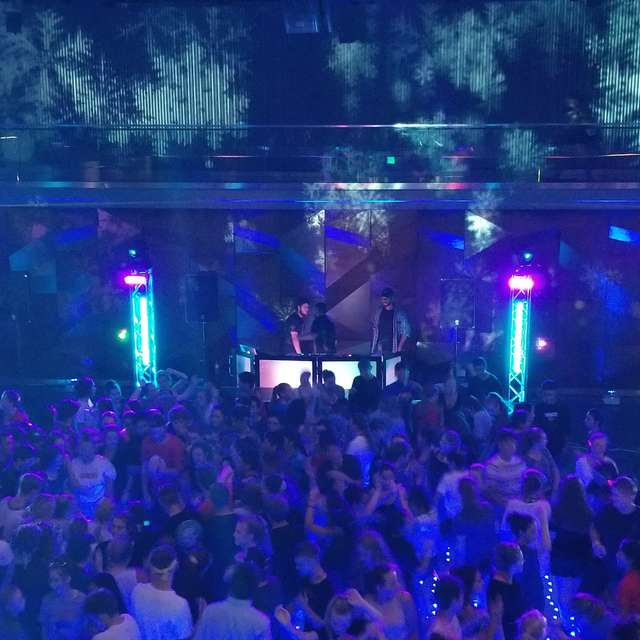 Colorado Event Productions Animated Backdrops