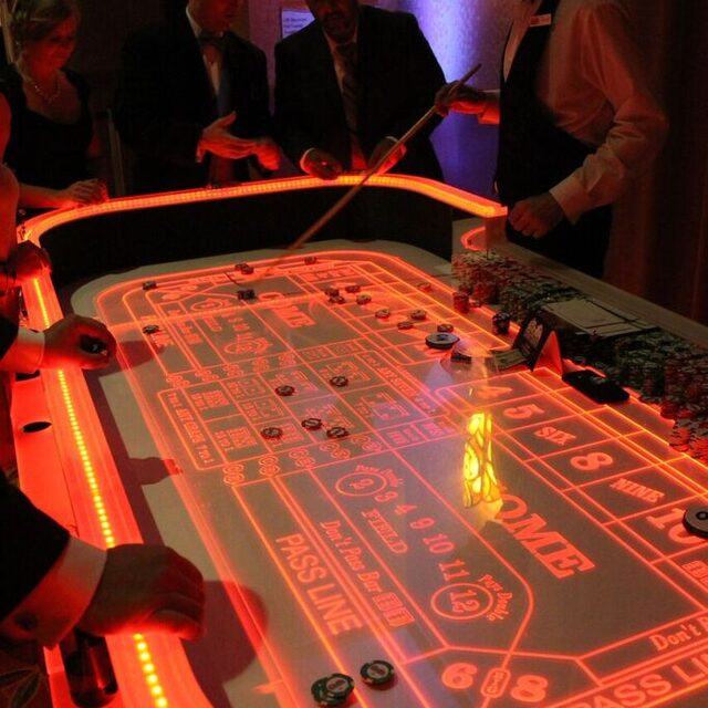 Colorado Casino Nights, Casino Theme Parties